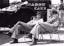 7x5 fotografia, TOM PRYCE & Motorsport GIORNALISTA/AMICO ALAN Henry 1976