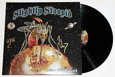SLIGHTLY STOOPID SIGNED TOP OF THE WORLD LP VINYL RECORD AUTOGRAPHED +COA