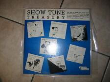 Show Tune Treasury LP Gershwin Harold Arlen Arthur Schwartz Jerome Kern Walden