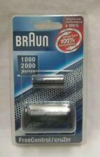 Braun Free Control /cruZer Replacement Heads
