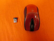Logitech Wireless Mouse M525 Red Very Good 8722
