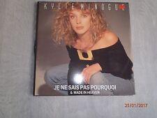 Kylie Minogue-Je Ne Pas Pourquoi 12 inch vinyl maxi single