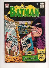 Batman #173 High Grade VF 8.0 NICE book! 1965 DC 1ST APP Mr. INCOGNITO!