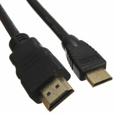 1M Metre Mini HDMI Cable For PHILIPS PicoPix PPX 3414 4010 4350 4935 Projector