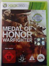 !!! XBOX 360 gioco Medal of Honor Warfighter usk18, usati ma ben!!!