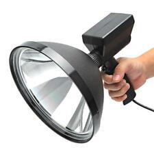 9inch 55W HID Xenon Lamp Spotlight Outdoor Camping Hunting Fishing Spot Light