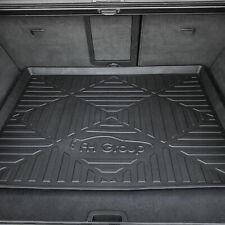 Trunk Cargo Organizer Premium Rubber Tray Liner Black Weather Proof 32