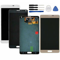 Para Samsung Galaxy Note 4 N910 N910F Pantalla LCD Táctil Screen Digitizador Kit