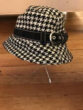3 Bucket Hats Black And White
