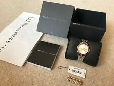 Marc by Marc Jacobs Ladies Stainless Steel Quartz Watch *Excellent Condition*