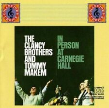 The Clancy Brothers & Tommy Makem‎– In Person At Carnegie Hall [Sealed] CD