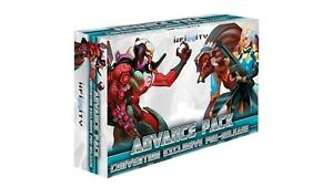 Corvus Belli Infinity: Advance Pack Convention Exclusive - 280027-0785