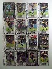 Panini WCCF 2009-10Boca Juniors complete 16 cards set