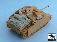 Black Dog 1/48 Sturmgeschutz III Ausf.G Accessories Set (Tamiya No.32525) T48023