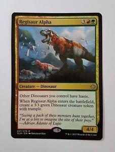 Regisaur Alpha - Ixalan (Magic/mtg) Rare