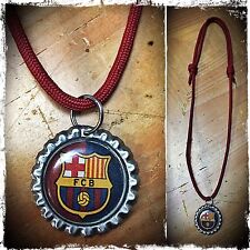 Barcelona Paracord Necklace.