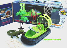 AIRBOAT Toy Set, E-Team X Boggy Swamp Rescue, Each