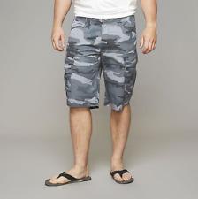 "Replika Jeans CPH Shorts/Dark Grey - 48"" SRP £69.95"