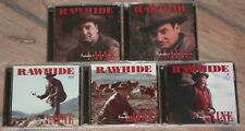 FRANKIE LAINE RAWHIDE 9 CD'S COUNTRY SAMMLUNG