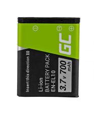 Kamera Akku für Olympus Tough 700 725SW 770SW TG-310 TG-320 700mAh