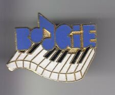 RARE PINS PIN'S .. MUSIQUE MUSIC ROCK JAZZ BLUES CLAVIER PIANO BOOGIE DANSE ~DV