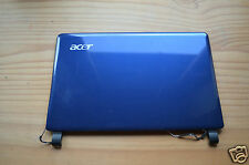 ACER ASPIRE ONE KAV60 LID TOP COVER & WIRELESS CABLES - AP0840001A0