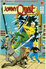 Jonny Quest # 2 (Wendy Pini) (USA, 1986)