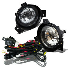 For 2001-2003 Ford Ranger Replacement Fog Lights Pair w/Wiring Kit - Clear
