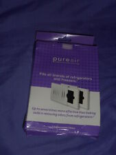 NEW PUREAIR REFRIGERATOR REPLACEMENT AIR FILTERS GENUINE FRIGIDAIRE 2PK