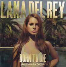 LANA DEL REY - 2 CD - BORN TO DIE - The Paradise Edition