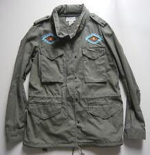 Ralph Lauren Denim & Supply Parka Damen Gr. M khaki Field Jacket Jacke