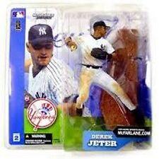 Derek Jeter MLB New York Yankees McFarlane action figure NIP NIB The Captain 2