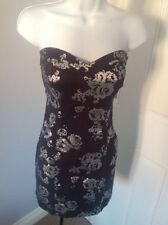 Miss Selfridge Mini Floral Sleeveless Dresses for Women