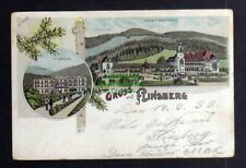 130622 AK Bad Flinsberg Kurhaus Leopoldsbad 1899