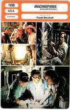 FICHE CINEMA : ARACHNOPHOBIE - Daniels,Sands,Goodman 1990 - Arachnophobia