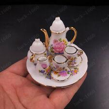 1/6 European Style Exquisite Tea Set Model Scene Props Fit 12' Action Figure