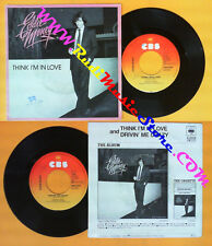 LP 45 7''EDDIE MONEY Think i'm in love Drivin'me crazy 1982 holland no cd mc dvd