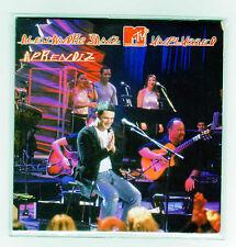 ALEJANDRO SANZ Promo Cd Single APRENDIZ mtv unplugged 1 track  2001 / 17