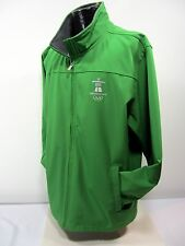 Elevate Vancouver 2010 Olympic Canada Men's XL Green Soft Shell Jacket
