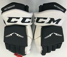 "Pro stock Ccm Tacks 15"" hockey gloves Pettersson Pittsburgh Penguins Tksp Nhl sr"