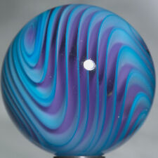 """new 0.97"""" glass marble by Dusty Gamble 