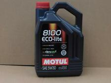 7,98€/l Motul 8100 Eco-lite 5W-30 5 Ltr GM dexos1 GEN2 ILSAC GF-5