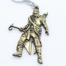 Keychain / Porte-clés - Assassins Creed Desmond Model Metal Gold