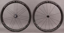 Campagnolo Bora One 50 Carbon Clincher Wheelset Ceramic Bearings Dark Label