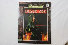BLACK OPS ROLEMASTER GENRE BOOK 5700 ICE FRP RPG