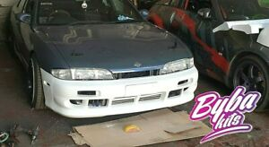 !!! RARE !!!! Navan Style Front Bumper fit to Nissan 200sx S14