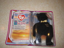 Ty Teenie Beanie Baby Babies McDonalds The End Bear 2000 New In Package