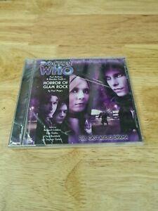 Horror of Glam Rock (Doctor Who) New Audio CD Book slight crack on case