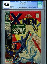 X-Men #31 CGC 4.5 1967 Marvel Comics 1st Cobalt Man KB21