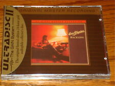 ERIC CLAPTON BACKLESS MFSL GOLD CD SEALED !